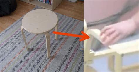 Hocker Billig by Jeder Kennt Diesen Billig Hocker Ikea Doch Wenn Du 2