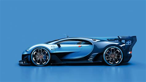 Bugati Car by 2015 Bugatti Vision Gran Turismo 7 Wallpaper Hd Car