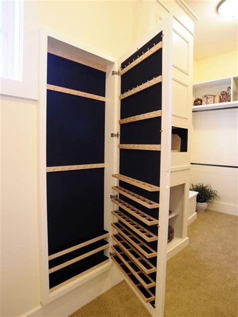 Jewelry Closet by Ideas To Organize Smaller Space