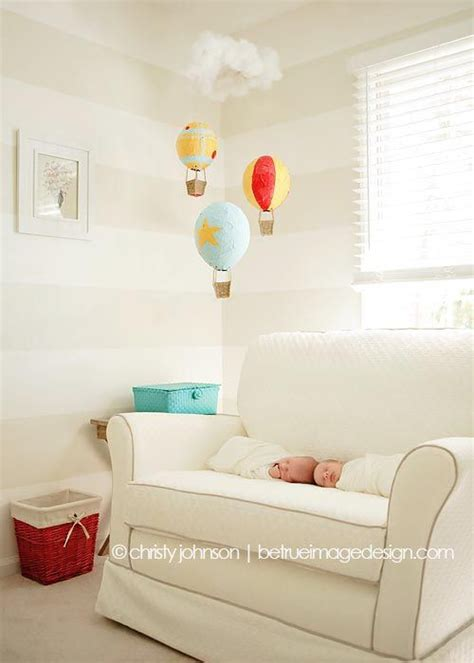 Balloon Nursery Decor 25 Best Ideas About Striped Nursery On Baby Room Babies Nursery And Baby Boy