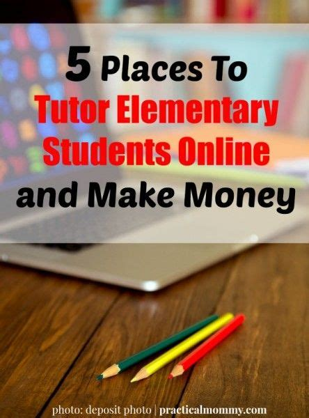 Make Money Online Tutoring - best 25 tutoring business ideas on pinterest tutoring