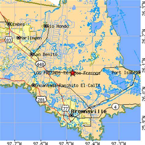 fresno texas map los fresnos texas tx population data races housing economy