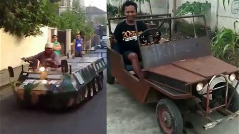 modifikasi vespa extrem modifikasi unik vespa indonesia eps 46