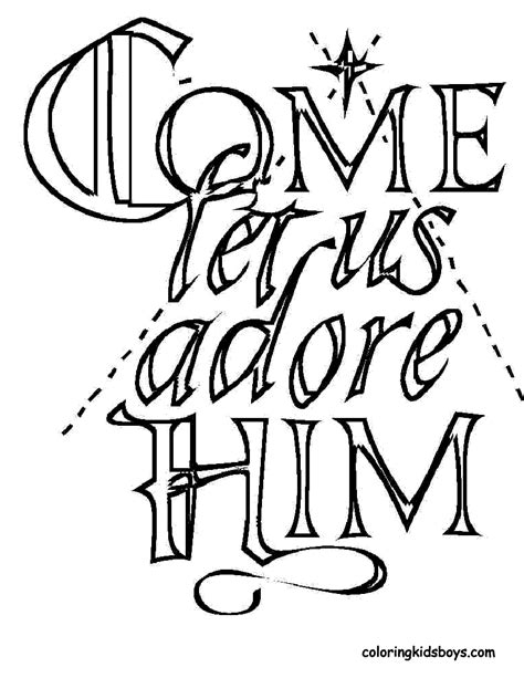 Christmas Coloring Pages With Quotes | art quotes christmas coloring sheets with quote about
