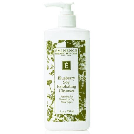 Shop Spa Exfoliating Gel Logo Besar Blueberry eminence blueberry soy exfoliating cleanser spirit spa