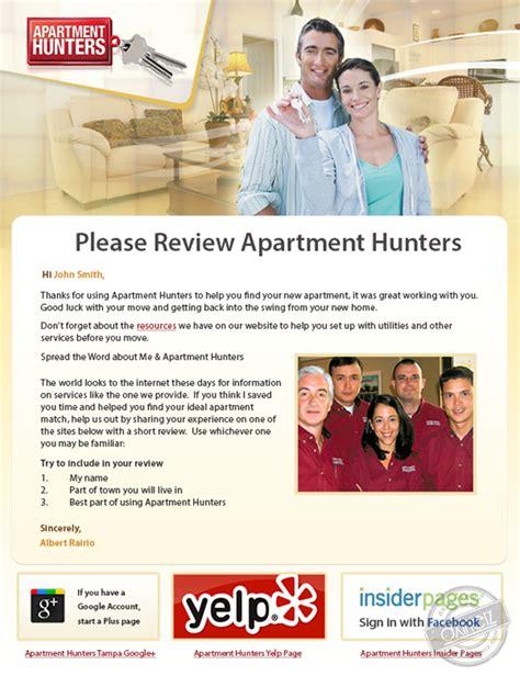appartment hunters design portfolio branding discretelogix