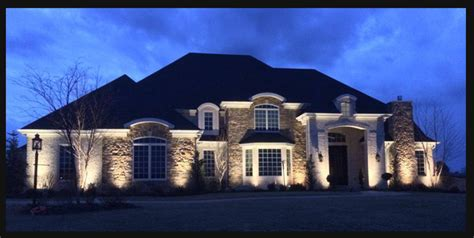 Architectural Landscape And Outdoor Lighting In Architectural Landscape Lighting