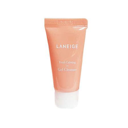Laneige Fresh Calming Gel Cleanser sữa rửa mặt laneige fresh calming gel cleanser cochiskin