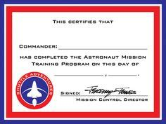 nasa id card template nasa id badge template for birthday pics about space