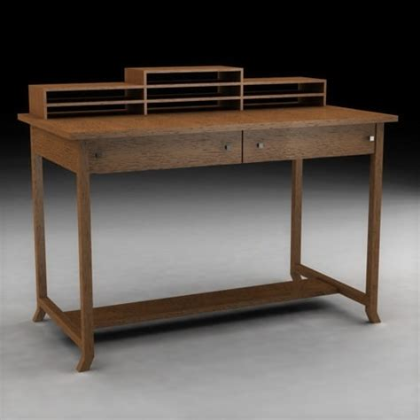 frank lloyd wright desk 3d frank lloyd wright table desk