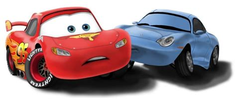 cars sally and lightning mcqueen kiss sallycarrera explore sallycarrera on deviantart