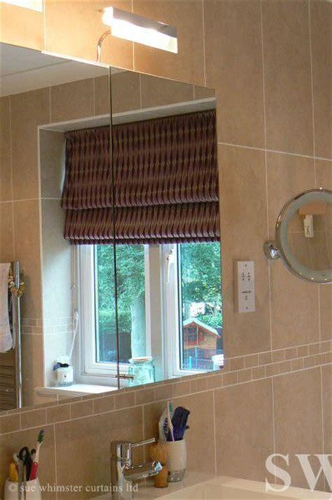 bathroom roman blinds uk roman blinds sue whimster
