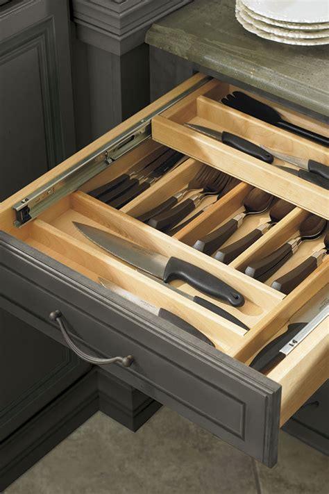 wood tiered drawer storage three drawer base wood tiered cutlery divider decora