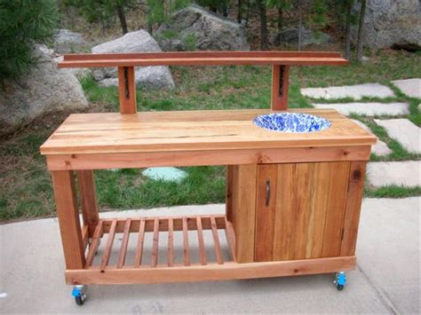 potting bench new bedford ed s potting bench the wood whisperer