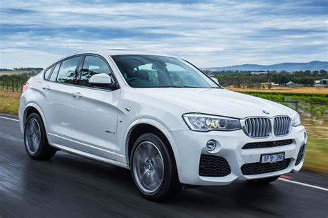 Bmw Xdrive 35d by Bmw X4 Xdrive 35d Awd Suv Review Anyauto