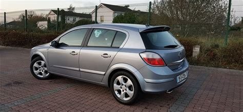 opel astra 2005 opel astra h 18 sri 2005 for sale in maynooth kildare