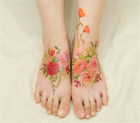 watercolor tattoo on black skin boredpanda the only magazine for pandas