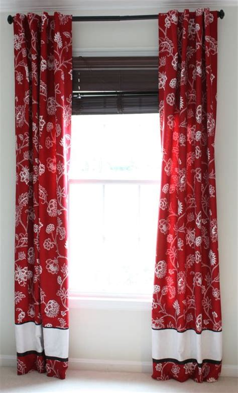 How To Make Lined Drapes tutorial for fully lined tab top drapes 7 layer studio