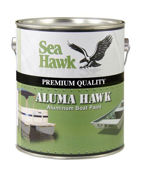 slick aluminum boat paint aluma hawk boat paint jon boat green gallon 757130173653