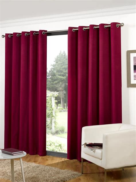 clearance drapes clearance bohemia ribbed lined eyelet curtains ready
