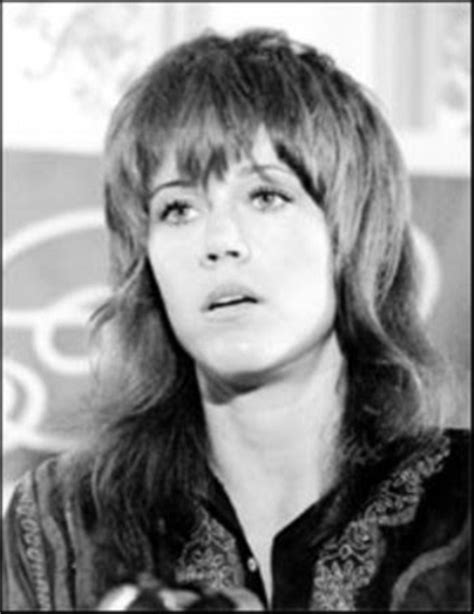 jane fonda with shag in early 70s klute photograph by everett hair color corner the shaggy haircut