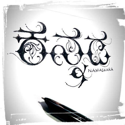 calligraphy in kannada language calligraphy