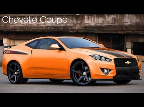 2017 chevy chevelle ss coupe youtube