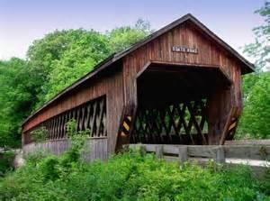Covered Bridge 17 Most Beautiful Covered Bridges In Ohio