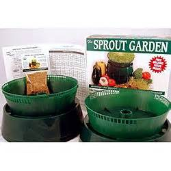 Handy Pantry Sprouting by Handy Pantry Sprout Garden 3 Tray Sprouter Sg 52 Health Personal Care