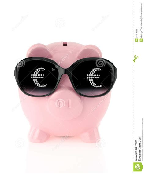 summer bank summer piggy bank royalty free stock image image 24519146