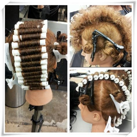 cold wave rods hair styles 17 best images about cold wave rods on pinterest