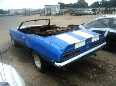 1967 camaro for sale repairable project car camaros for
