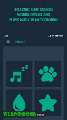 relaxing sleep sounds pro  apk paid latest