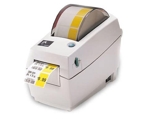 Zebra LP-2824 Thermal Label Printer LP2824 + Driver ...