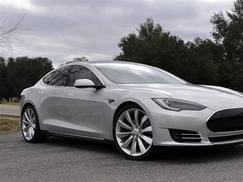Tesla Model S Information Tesla Model S 4 High Quality Tesla Model S Pictures On
