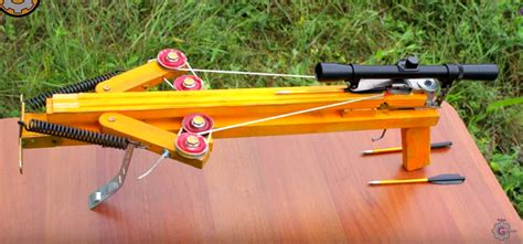 how to build a crossbow best diy compound crossbow