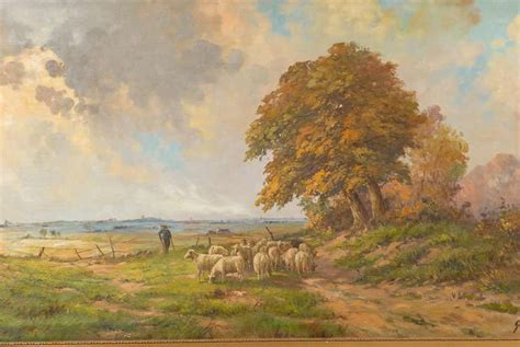 Landscape Paintings European 19th Century European Landscape Painting At 1stdibs