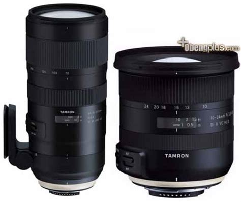 Lensa Sigma Dan Tamron lensa tamron 10 24mm f 3 5 4 5 di ii vc hld dan sp 70
