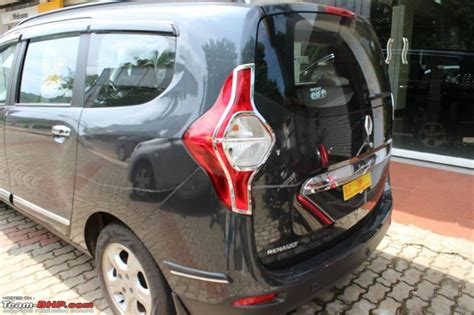 renault lodgy modified renault lodgy official review page 16 team bhp