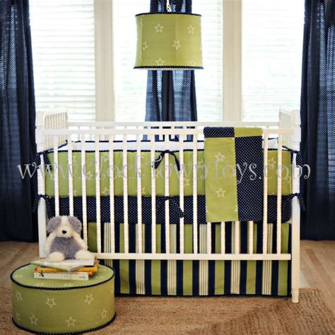 Blue And Green Crib Bedding Sets New Arrivals Navy Blue Boy Oh Boy Crib Bedding Bc Boyohboy