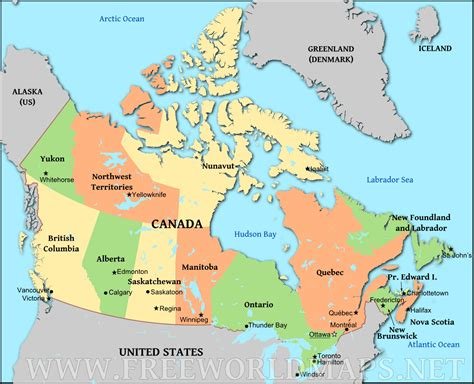 canadian map political focus2move canada car industry data by brand