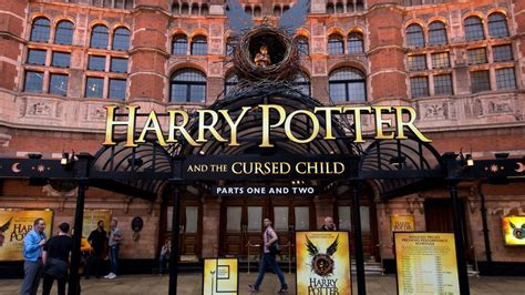 ticketmaster verified fan harry potter harry potter and the cursed child tickets to go back on