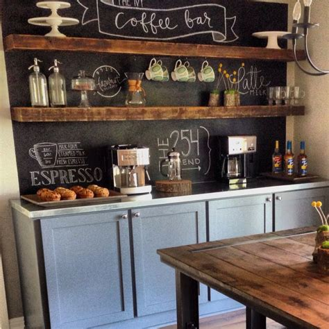 kitchen coffee bar ideas coffee bar for a clients home www themagnoliamom com