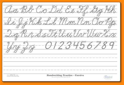 Custom Handwriting Worksheets by 8 Cursive Handwriting Practice Math Cover