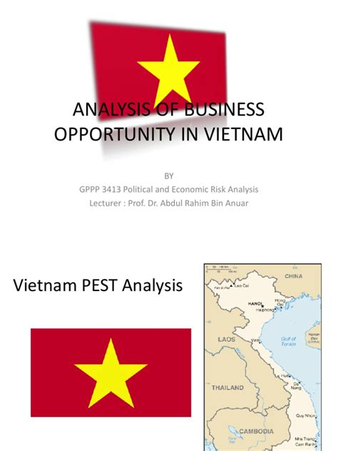 libro landscapes of communism a 1 vietnam pest analysis chinese economic reform