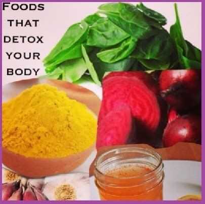 Ease Food Detox Symptoms by What Are The Foods That Can Help My To Detoxify And