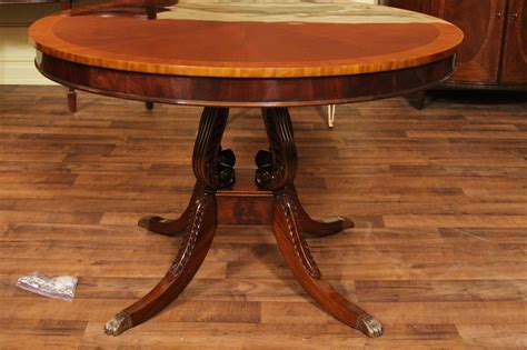 Antique Mahogany Dining Table by Mahogany Dining Table 44 Quot Reproduction Antique