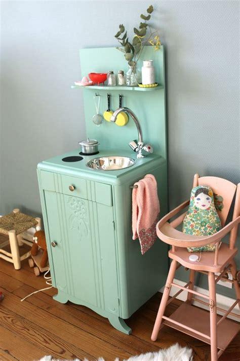 Table Pour Cuisine 騁roite - id 233 e relooking cuisine vieille table de nuit recycl 233 e en