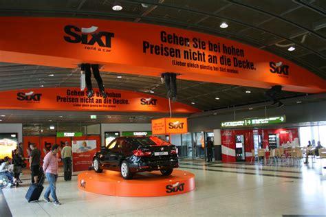 airport media award sixt rent  car sixt car rental blog