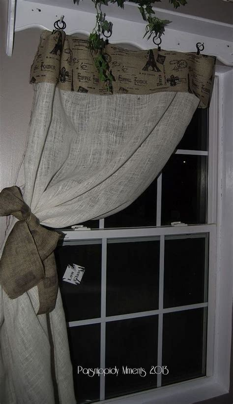sewing burlap curtains 1000 images about curtains on pinterest